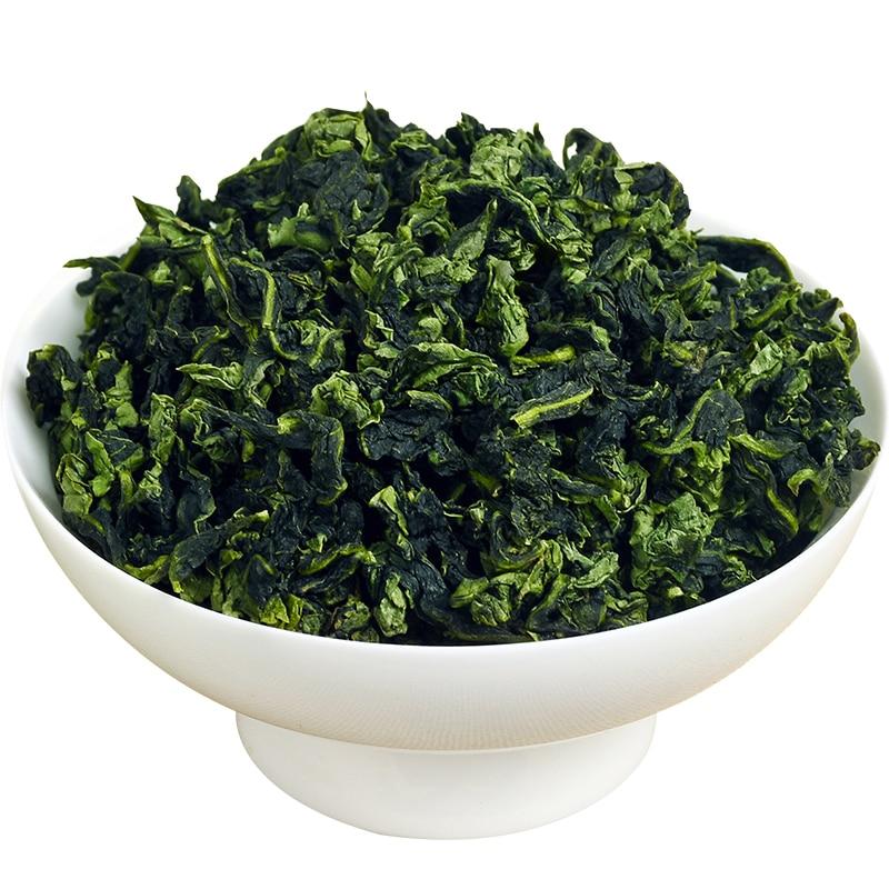 2020 New China Anxi Tiekuanyin Tea Fresh 1275 Organic Oolong Tea For Weight loss Tea Health Care Beauty Green Food