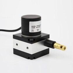 Sensor linear do deslocamento do fio da tração da escala de 1000mm