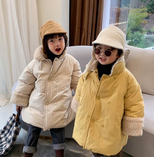 para crianças criança menina roupas de inverno meninos casaco de inverno