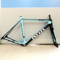 last 700C 52 54 51cm New carbon road bike frame road cycling bicycle frameset brand frame clearance frame with fork carbon frame