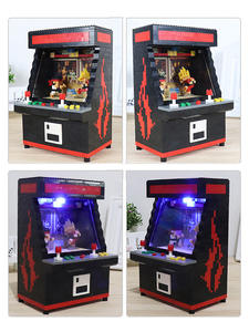 Toy Building-Blocks Fighter Mini Clasic Kid Doll Ufo-Clip Brinquedos Game-Model CATCHER