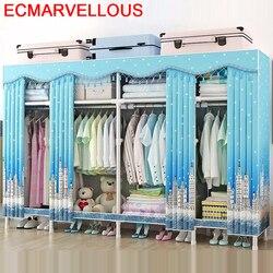 De Rangement Penderie mobilego Armario Mueble Kleiderschrank szafka meble do sypialni Guarda Roupa szafa na ubrania w Szafy od Meble na