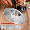 High Quanlity Wood Grinding Wheel Rotary Disc Sanding Wood Carving Tool Abrasive Disc Tools For Angle Grinder 100*16mm  Bore
