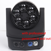 fast shipping led beam wash bees eyes 6x15w rgbw moving head light stage beam light big bees eyes