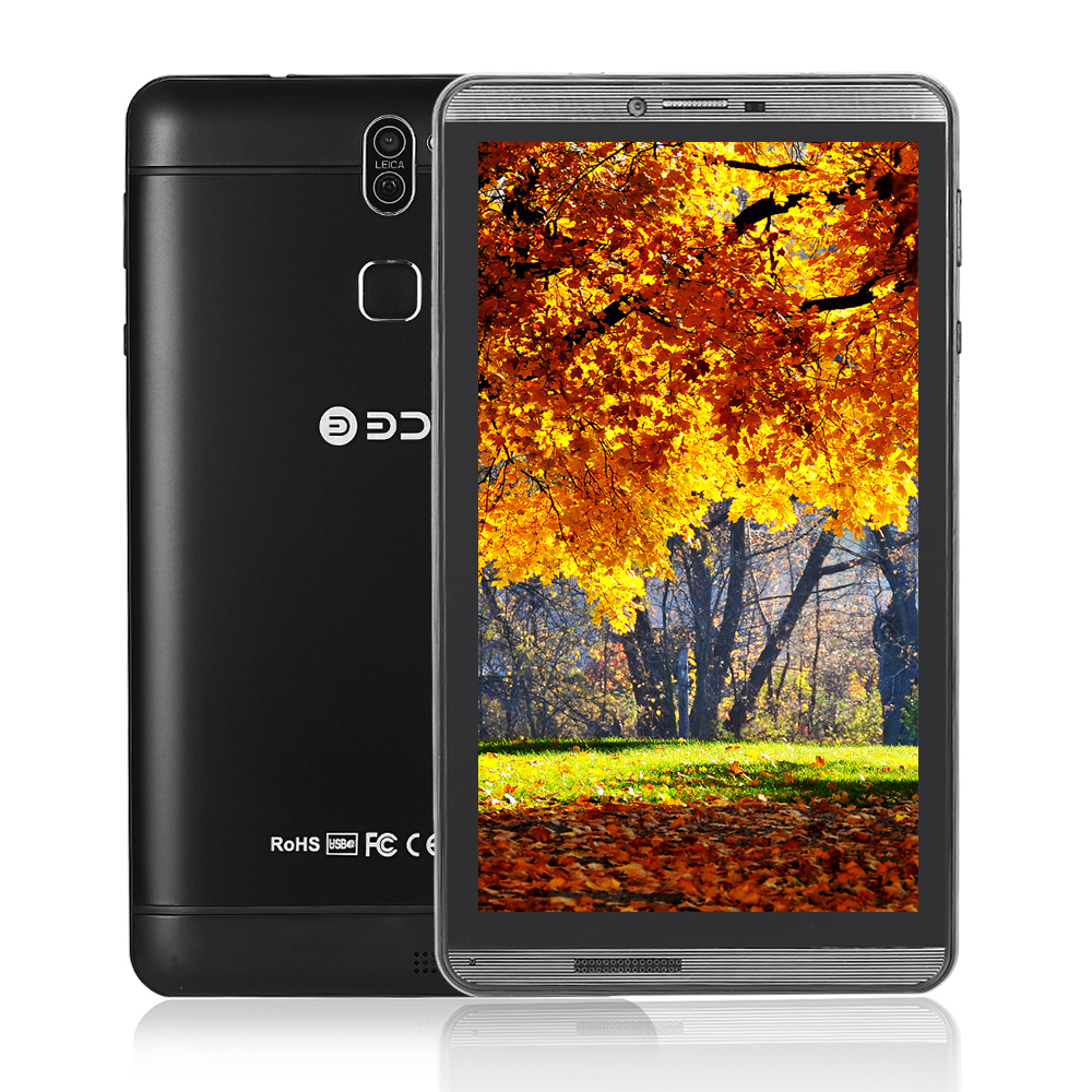 New 7 Inch Original Design Android 6.0 Dual SIM 3G Phone Call Quad Core Tablets Pc Bluetooth WiFi 16GB Mini Pad SIM Card 8 10