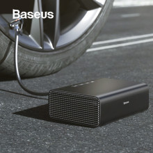 Baseus Intelligent Car Air Compressor Tire Inflatable Pump 12V Portable Auto Tyre Inflator for Tires