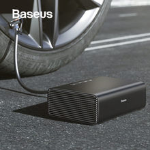 Baseus Intelligent Car Air Compressor Tire Inflatable Pump 12V Portable Auto Tyre Inflator for Car Tires(China)