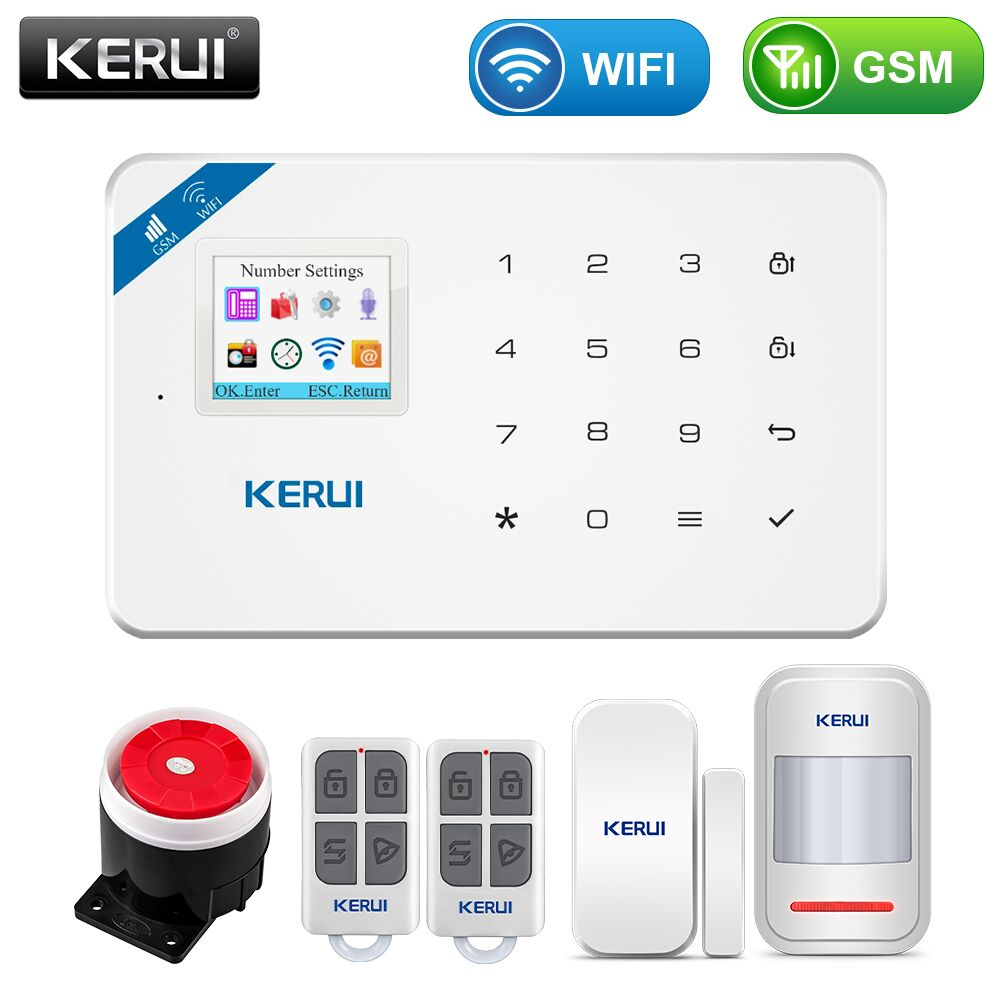 WIFI GSM 1