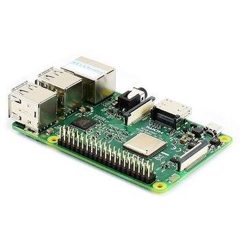 Raspberry Pi 3 Model B Development Board Green Development Board Module Low Energy Computer Microcontroller Development Board