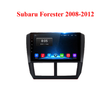 Android 9 inch Car Radio Multimedia Video Player Navigation GPS For Subaru Forester  2007 2008 2009 2010 2011 2013