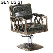 Kappersstoelen Cabeleireiro De Belleza Furniture Stoel Beauty Silla Chaise Barbearia Shop Cadeira Barbershop Salon Barber Chair