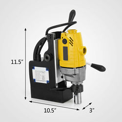 Vevor MD40 240V 40mm Mag Drill Magnetic Rotabroach Type Commercial Magnetic Drilling