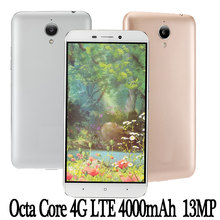 A50 Teléfonos 4G LTE Octa Core 2GB RAM 16GB ROM 5,5 pulgadas teléfonos móviles 13MP desbloqueado Android barato Celulares 4000mAh 2SIM IPS