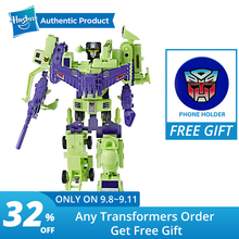 Hasbro Transformer GT Engineering Devastator Combiner 6 in 1 Alloy Metal Toys G1 Replica Action Figure Car Truck Model Gift стоимость