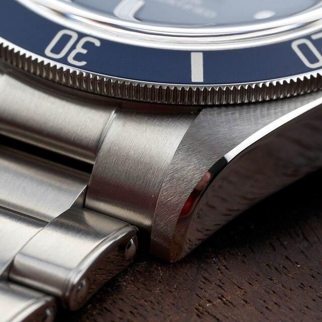 2021 New PAGANI DESIGN BB58 Men's Watches Mechanical Watch For Men Luxury Automatic Watch Men NH35 100M Waterproof Reloj Hombre 3