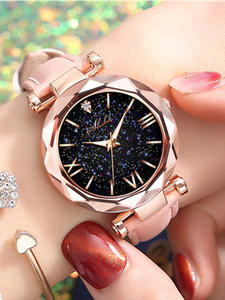 Bracelet Watch Clock Ladies Starry Sky Female Quartz Casual Fashion Reloj Mujer Relogio Feminino