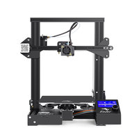 Creality Ender 3 Pro 3D Printer with Removable Build Surface Plate and UL Certified Power Supply 220x220x250mm DIY Household