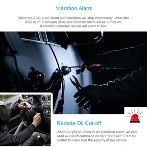Image 3 - جيمي JC200 3G لتحديد المواقع المقتفي المزدوج عدسة داش كاميرا بث مباشر كاميرا فيديو للسيارة مع 1080P واي فاي SOS مراقبة عن بعد بواسطة APP & PC