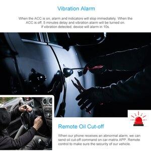 Image 3 - JIMI JC200 3G GPS Tracker double lentille caméra de tableau de bord en direct caméra vidéo de voiture en Streaming avec 1080P WIFI SOS surveillance à distance par APP & PC