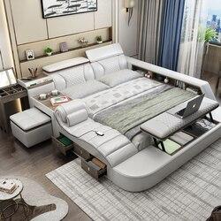 Умная рама для кровати, camas, мебель для спальни, кровать для кровати, освещенная кровать, lit beds mumuebles de dormitorio, набор для спальни, cama de casa