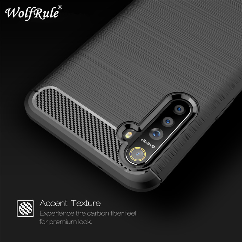For Case Realme XT Phone Cover Shockproof Soft TPU Brushed Back Case Realme XT Case Shell For OPPO Realme X2 Funda 6.4