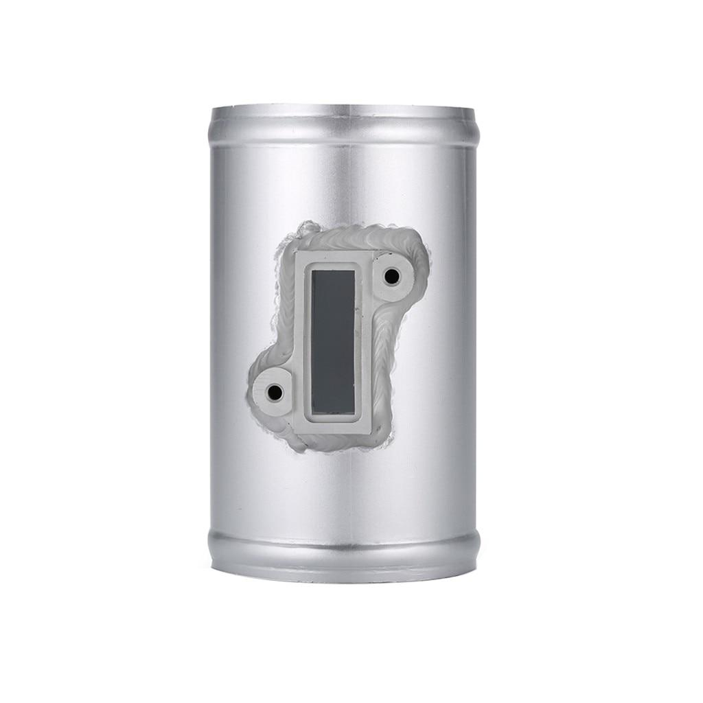 Алюминиевый сплав автомобильный воздушный расходомер основание фланца датчик впуска XH-UN604 для Volkswagen аксессуары высокого качества# Z822 - Цвет: A
