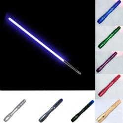 Rgb Lightsaber Led Zwaard Speelgoed Metalen Gevest Cosplay Light Saber Jongen Gril Espadaes Ster Speelgoed Laser Flashing Kids Light Saber