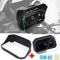 Velocímetro da motocicleta sun visor gla-re escudo película de proteção para bmw r1200gs f850gs f750gs f 850gs 750gs 1250gs adven