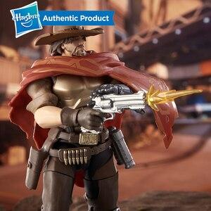 Image 5 - ハスブロ overwatch ultimates シリーズ mccree 6 インチスケールグッズビデオ gam キャラクターファンやコレクターのために設計され。
