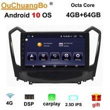 Ouchuangbo android 10,0 автомобильное радио для Chery Ariza 7
