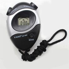цены Multifunction Digital LCD Sports Stopwatch Electronic Stopwatch Chronograph Timer Counter Alarm Sports Watches Fitness Equipment