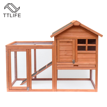 Outdoor Solid Wood Chicken Egg House Chicken Rabbit Cage Bird Pigeon Cage Coop Nest Henhouse Roost Aviary House Free Shipping