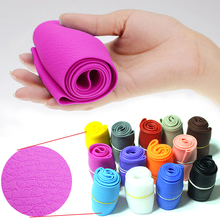 Universal 1pcs/set Car Styling Silicone Car Steering Wheel Glove Cover Automobiles Steering Wheel Hubs Cover Auto Accessories