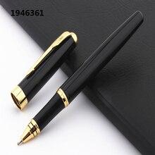 Pen Ballpoint-Pens Office-Rollerball-Pen Stationery-Supplies Business Black School Student