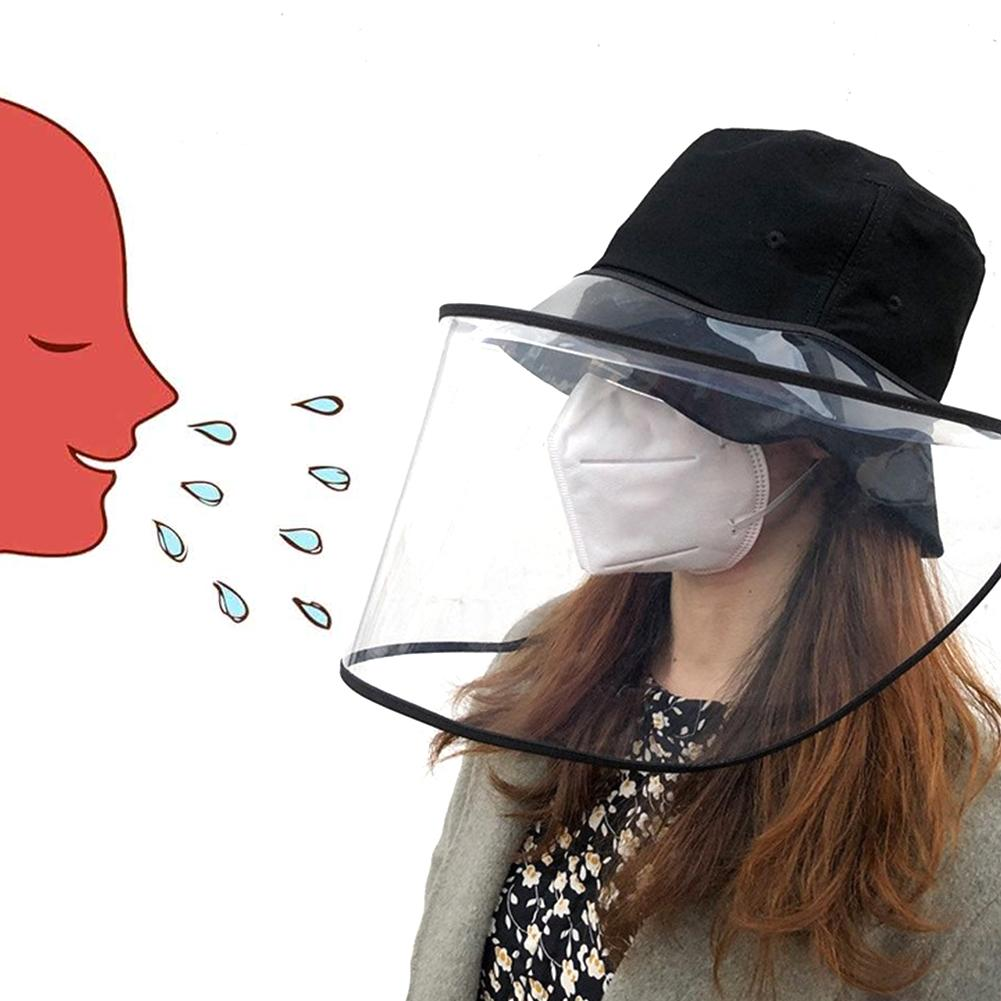 High Quality 2020 Harajuku New Anti-fog Hat Travel Eye Protection Windshield Protective Fisherman Hat Outdoor Hat Girls