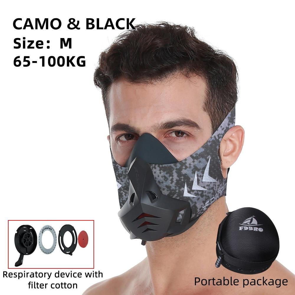 Camo black M
