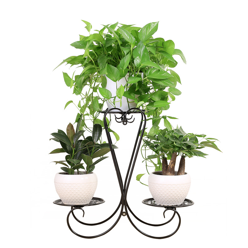Rack Landing Type Balcony Flowerpot Frame Simplicity Modern Many Function Originality Room Domestic And Foreign Flower Rack