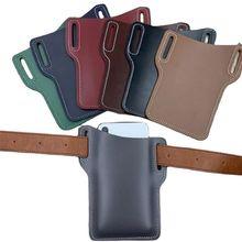 Belt-Bag Coin-Purse Mobile-Phone Protective-Case Retro Universal-Design