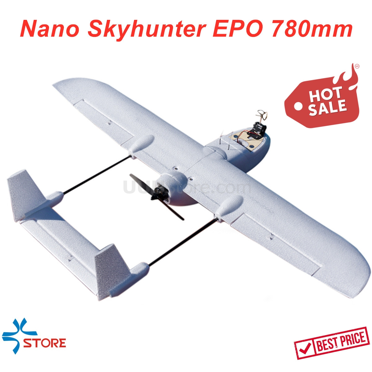Nano Skyhunter 780mm