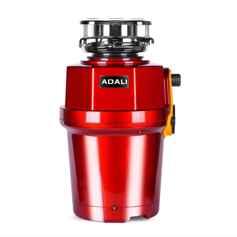 Измельчитель пищевых отходов ADALI 800 Вт, беспроводной переключатель, измельчитель, измельчитель пищевых отходов высокой мощности, кухонная техника 2