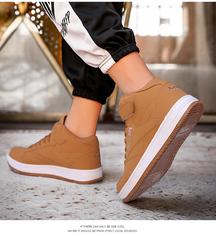 Top Sport Male Shoes Lace Up Trainers