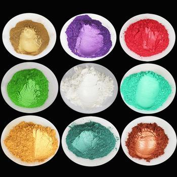 Lot Color DIY Powder Healthy Natural Mineral Mica Powder DIY Pigment Colorant Makeup Eyeshadow Soap Powder For Lips Make Up цена 2017