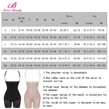 Lover Beauty High Waist Control Panties Butt Lifter Seamless Slimming Underwear Women Postpartum Tummy Control Shapewear 6