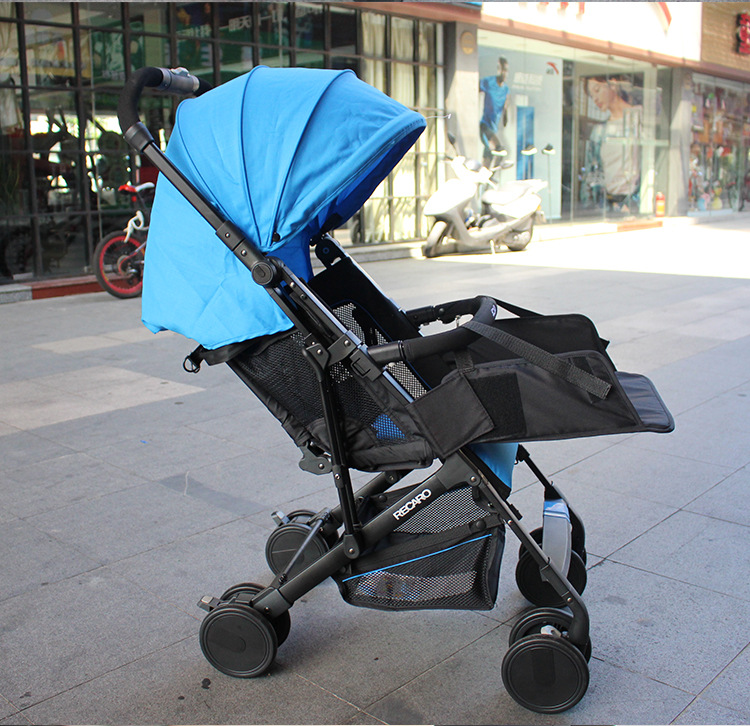 UANG Universal Type Baby Stroller Footrest Footboard Stroller Seat Extender Baby Umbrella Car Stroller Fitting Accessories Foot Rest