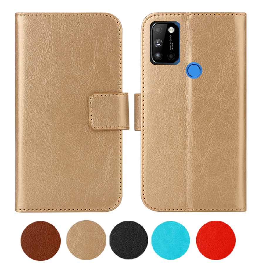 Leather Case For LG W41 6.55