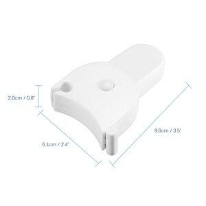 Image 5 - 150cm/60 Inch כושר מדויק כושר Caliper גוף מותניים חזה זרועות רגליים סרט מדידה נשלף שליט למדוד