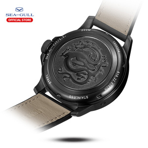 Image 3 - שחף לצפות mens יוקרה יוקרה שעון גברים אוטומטי גברים שעונים אוטומטי מכאני עסקי שעון גבר שעון 2019 819.22.6062H