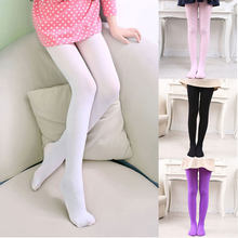 Baby Kids Girls Soft Lace Cotton Dress Elastic Stockings Tights Pantyhose N7