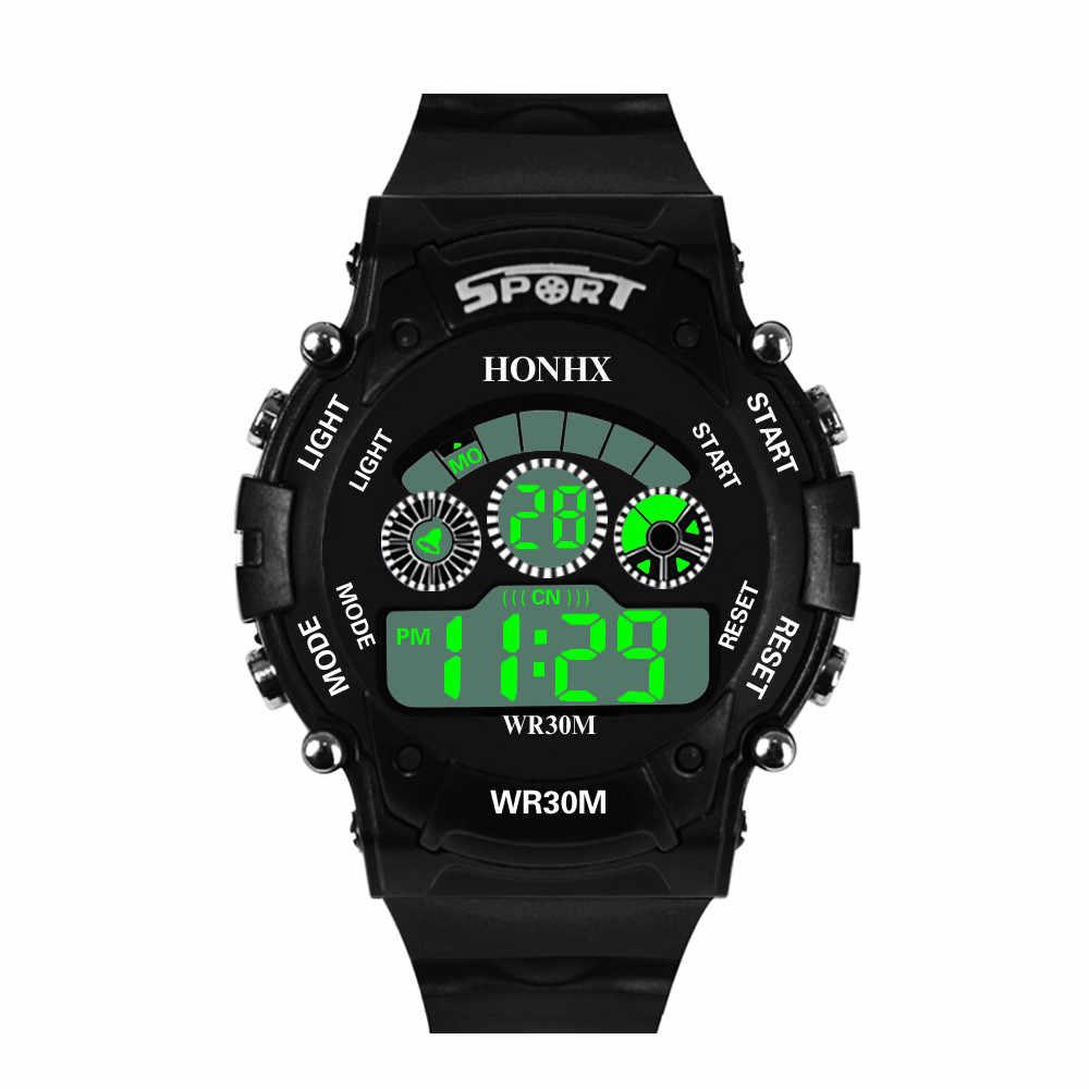 ทหารกีฬานาฬิกาเข็มทิศ Pedometer แคลอรี่ชายนาฬิกากันน้ำนาฬิกาผู้ชายนาฬิกาข้อมือ reloj hombre