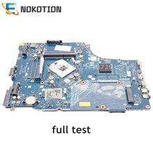 Материнская плата NOKOTION для ноутбука Acer aspire 7750 7750Z P7YE0 LA 6911P MBRN802001 MB.RN802.001, материнская плата HM65 DDR3